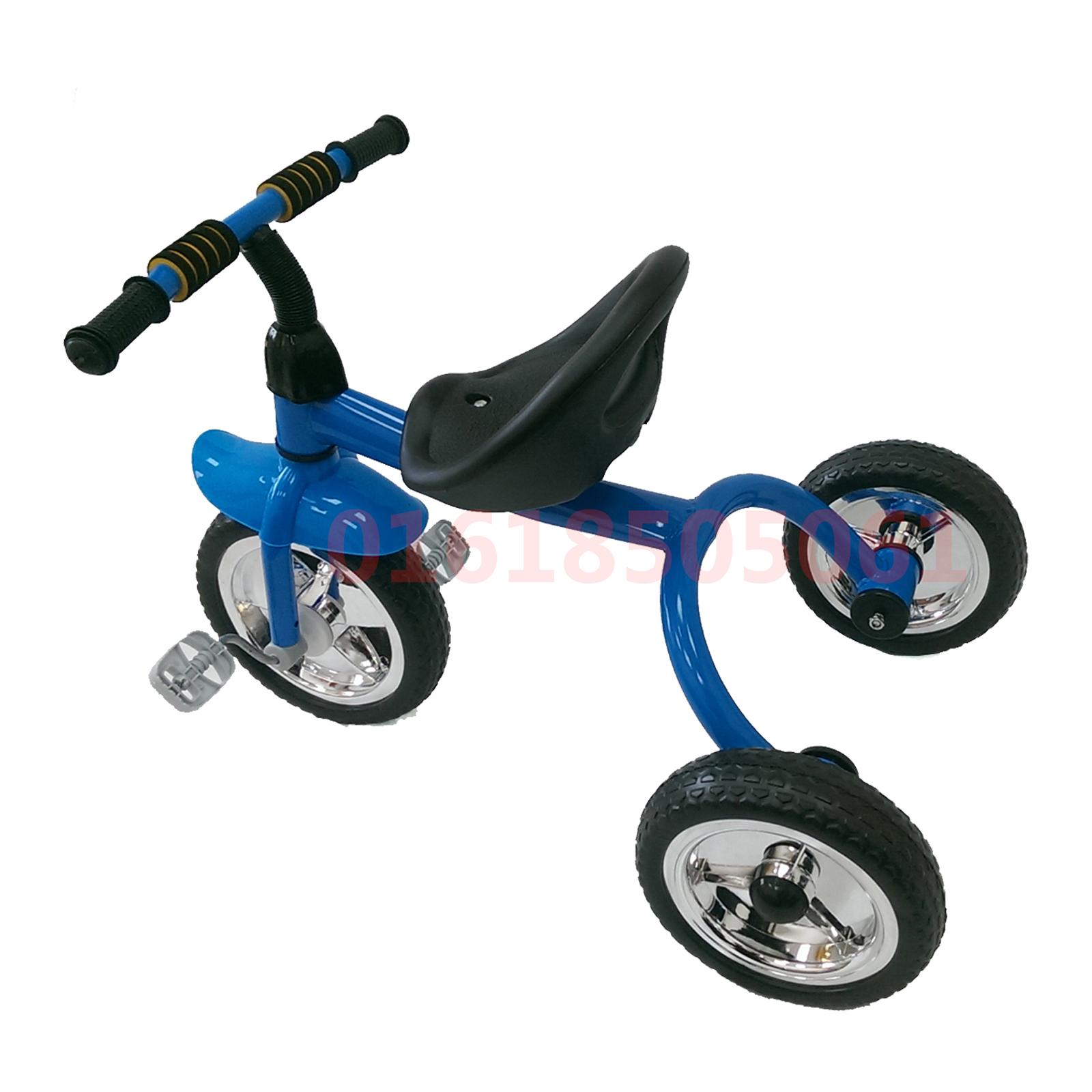 3 Wheel Kids Ride On Tricycle Bike Children Ride Toddler