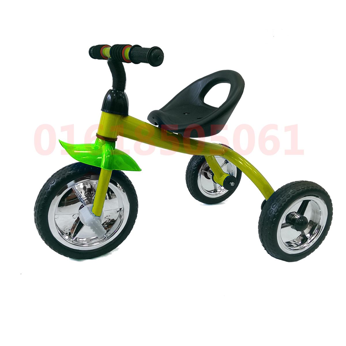 3 wheel kids ride on tricycle bike children ride toddler. Black Bedroom Furniture Sets. Home Design Ideas