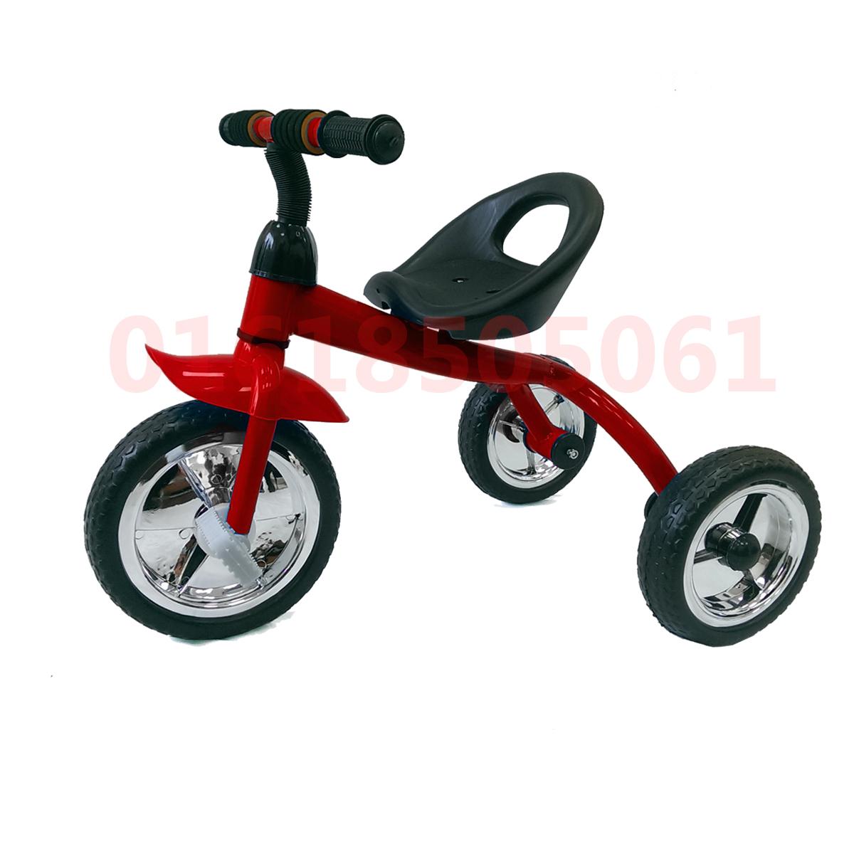 3 Wheel Kids Ride On Tricycle Bike Children Ride Toddler Trike