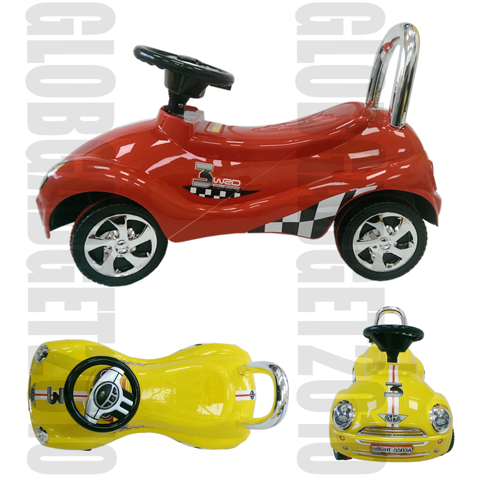 Baby Toy Car : Kids toy cars children ride on baby racer toddler push car